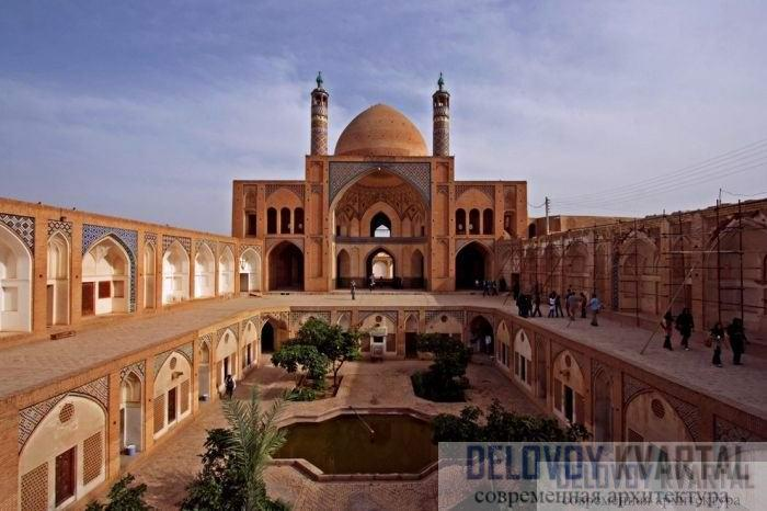 Архитектура ислама Деловой квартал Архитектура ислама