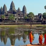 Ангкор-Ват (Камбоджа)