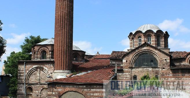 Церковь Св. Феодора. Константинополь