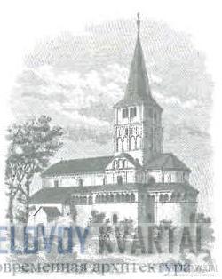 Церковный шпиль