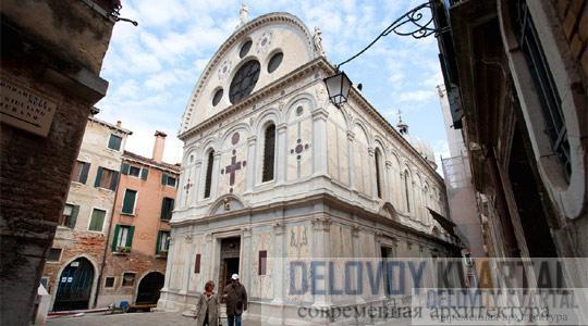 церкви Санта-Мария-деи-Мираколи