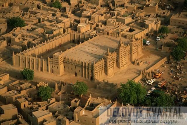 Большая мечеть Дженне