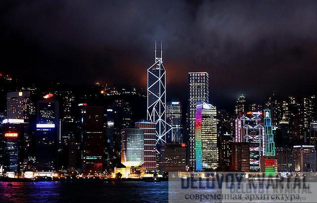 Небоскреб Банк Китая