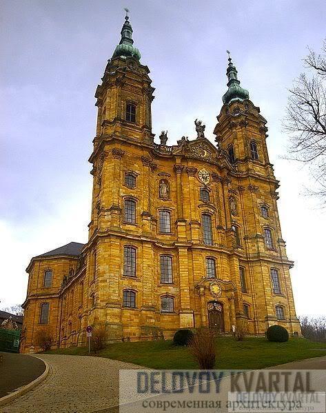 Церковь Пилигримов в Фирценхахлигене