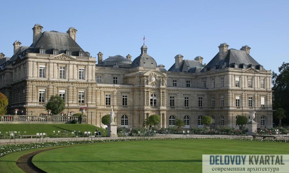 Люксембургский дворец. Париж
