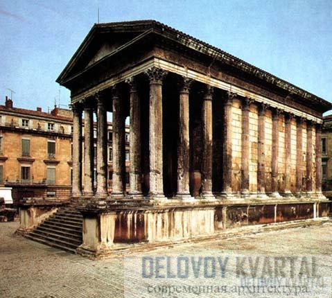 Храмы эпохи Августа