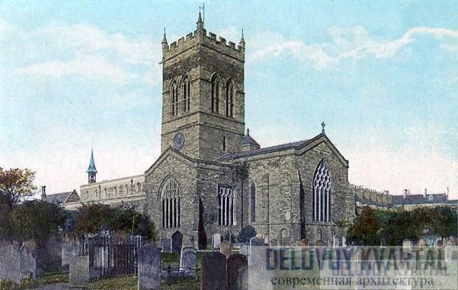 Церковь Св. Петра. Нортгемптон