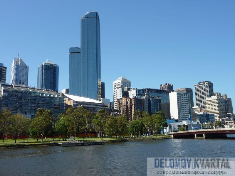 Башни Риалто (Rialto Towers), Мельбурн, Австралия