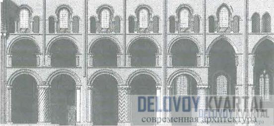 Норманнская аркада