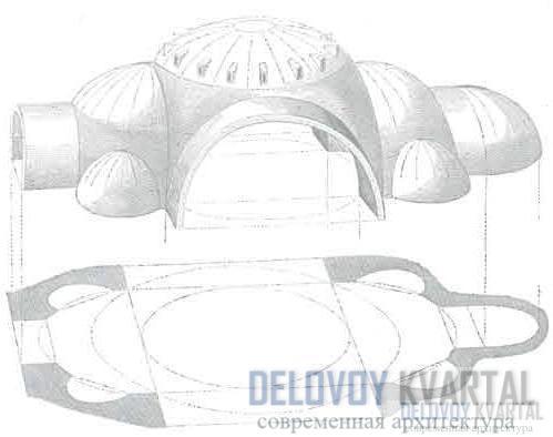 Сложный купол