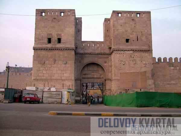 Ворота Баб-ан-Наср