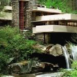 Дом над водопадом Райта, Бер-Ран, Соединенные Штаты Америки