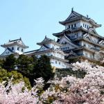 Замок белой цапли (Химэдзи, Япония)