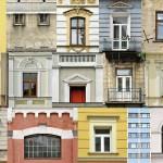 Окна как элемент архитектуры