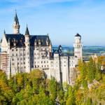 Замок Нойшванштайн (Баварские Альпы, Германия)