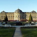 Резиденц в Вюрцбурге, Германия
