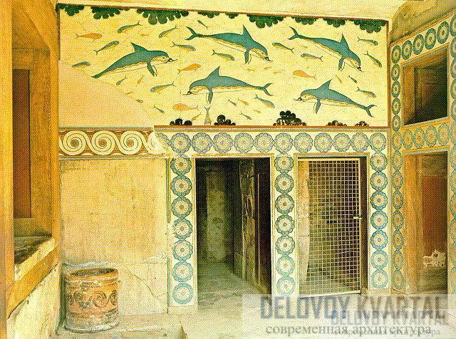 Зал Царицы говорит нам о том, как был построен и украшен весь дворец.