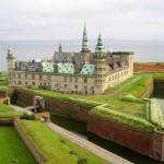 Замок Кронборг (Эльсинор, Дания)