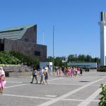 Городской центр в Сейняйоки, Финляндия (арх. Аалто)