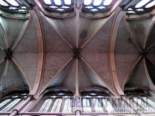 Ребра крестового свода