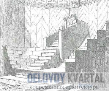Трибунные лестницы