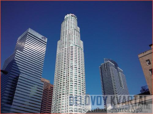 Башня Банка США (US Bank Tower, ранее Library Tower)