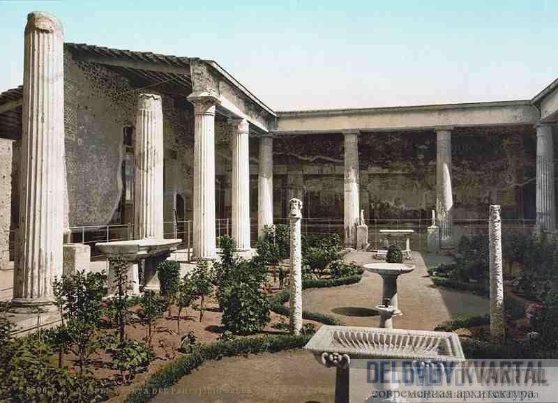 Дом Веттиев (Помпеи, Италия)