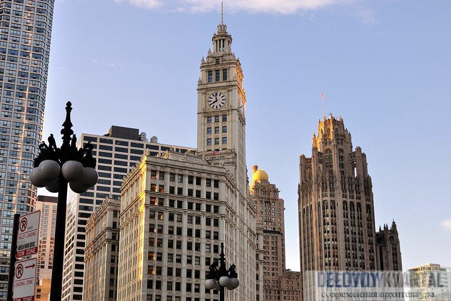 Башня «Чикаго трибюн» (Чикаго, США)