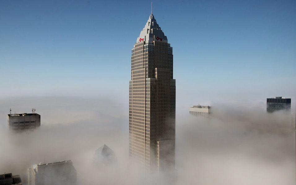 Key Tower (Ки-Тауэр) - небоскреб в Кливленде