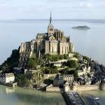 Мон-Сен-Мишель (Бретань, Франция)