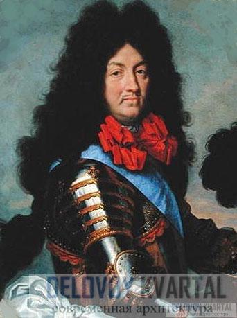 Людовик XIV правил Францией с 1651 по 1715 годы. Строительство Версальского замка длилось почти все это время.