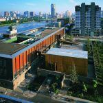 Музей современного искусства в Нинбо (арх. Ван Шу)