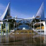 Здание суда в Антверпене (арх. Ричард Роджерс)