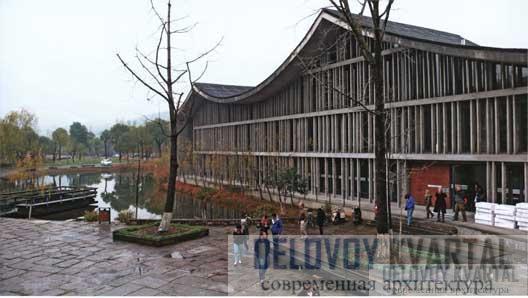 Кампус Сяншань Китайской академии искусств (арх. Ван Шу)