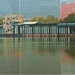 Пять «разбросанных» домов (арх. Ван Шу)
