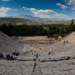 Театр в Эпидавре (Эпидавр, Греция)