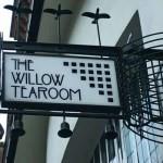 Чайные комнаты в Глазго. Ивовые чайные