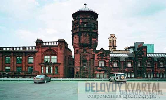Башня «Маяк» для здания издательства «Глазго геральд»