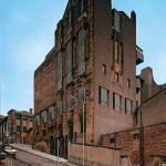 Школа искусств в Глазго (арх. Ч. Макинтош)
