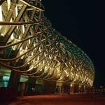 Главный стадион Всемирных игр 2009 (арх. Тойо Ито)
