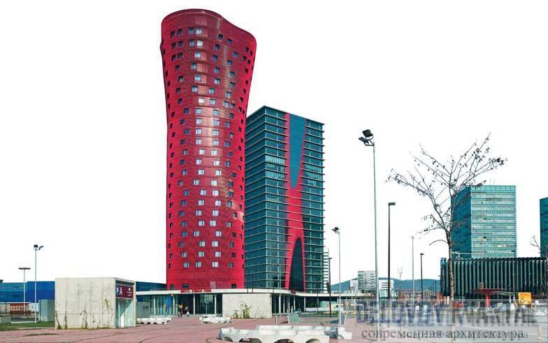 Гостинично-офисный комплекс «Порта Фира»