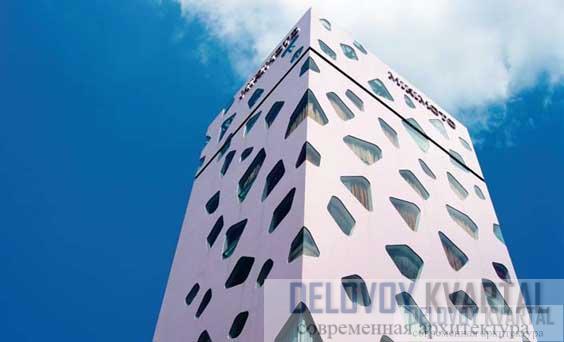 Завершение башни Микимото