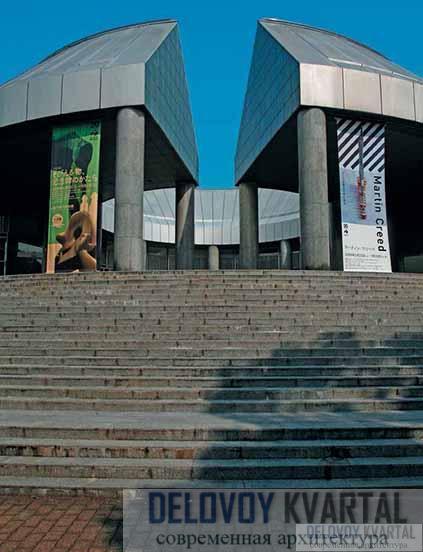 Центральная часть музея