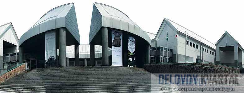 Музей современного искусства в Хиросиме