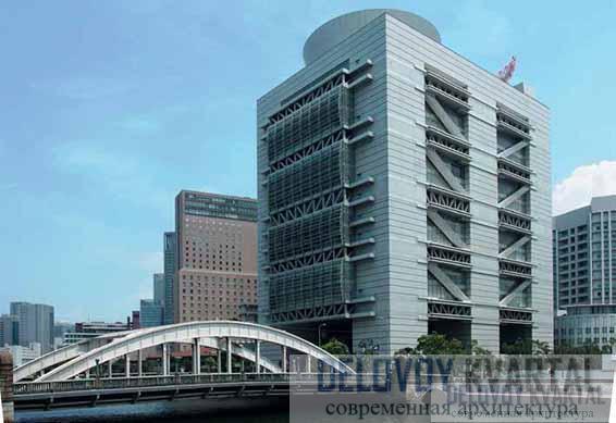 Международный конференц-центр. Осака, Япония