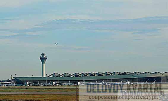 Аэропорт Куала-Лумпура. Малайзия