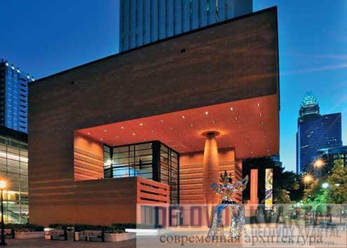 Музей Бехтлера в Шарлотте. США