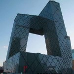 Штаб-квартира Центрального телевидения Китая (арх. Рем Колхас)