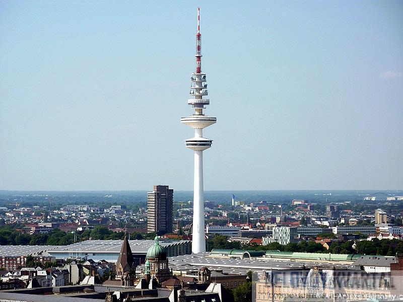 Телевизионная башня Гамбурга