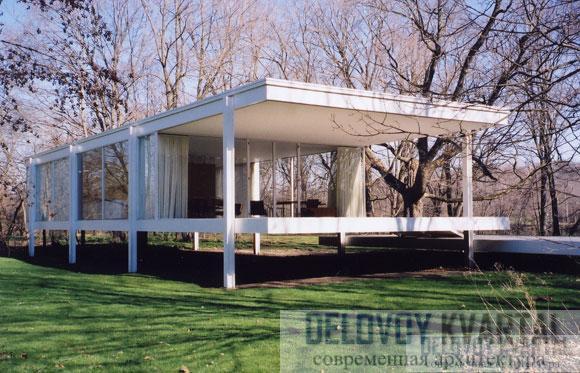 Дом Фарнсворт (Иллинойс, Соединенные Штаты Америки)